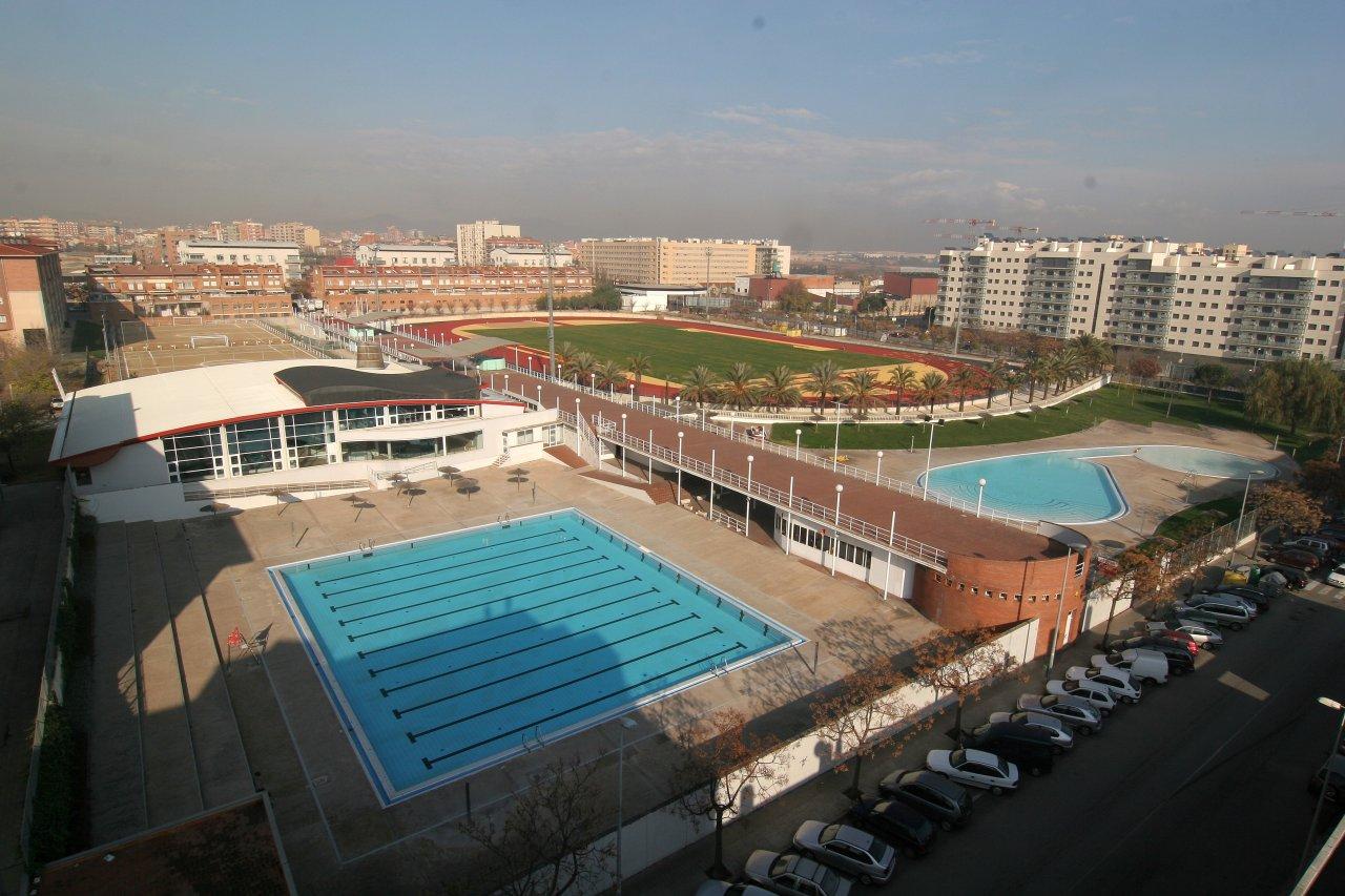 Instal laci esportiva municipal can llobet ayuntamiento - Muebles barbera del valles ...