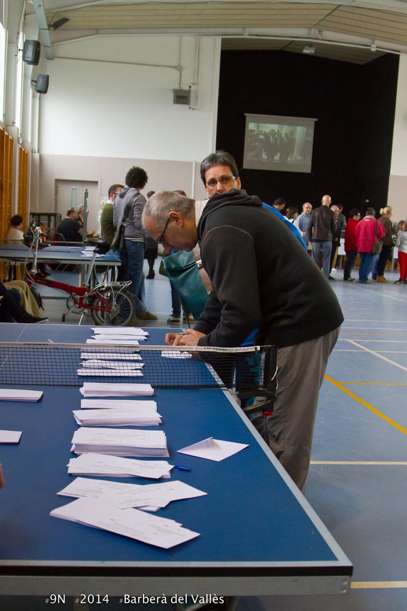 Resultados del proceso participativo del 9n en barber del vall s ayuntamiento de barber del - Muebles barbera del valles ...