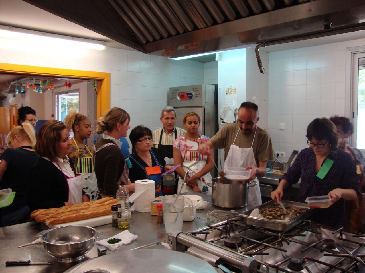 2 muestra de cocina de aprovechamiento ayuntamiento de for Cocina de aprovechamiento