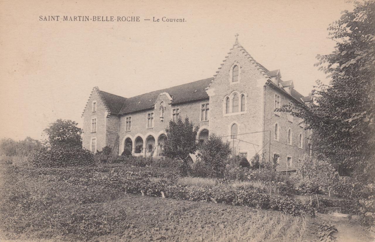 Couvent de Saint Martin Belle Roche (Collection David Ferrer)