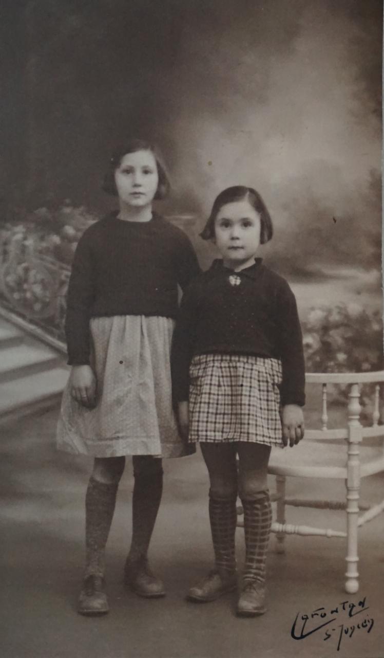 Emilia et Angelina (Famille Masachs)