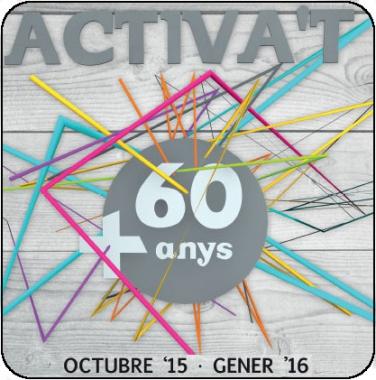 Programa Activa't + 60 octubre 15 - gener 16