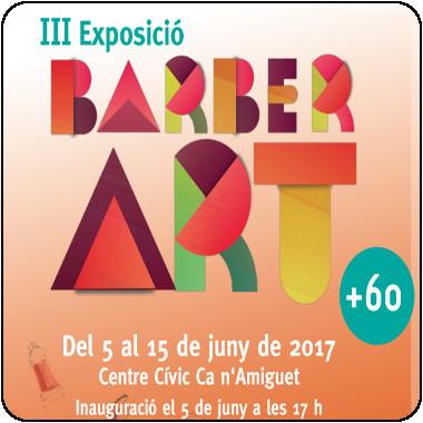 IIIª Exposició BarberART +60