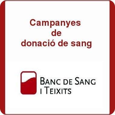 Campanyes de donació de sang