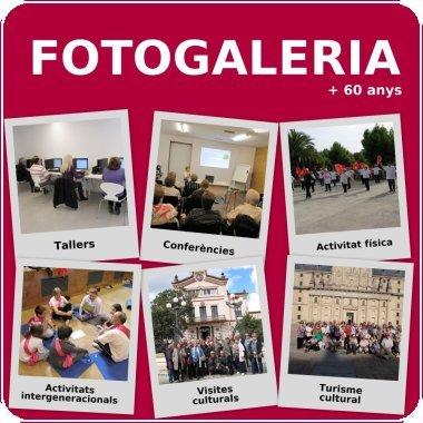 Fotogaleria Programa Municipal Gent Gran