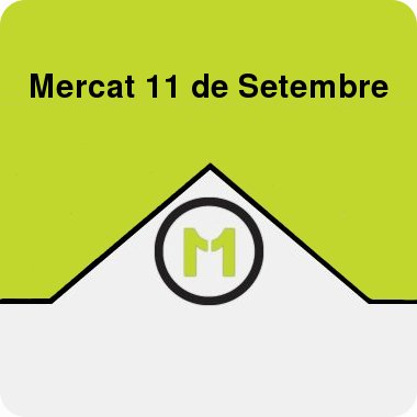 Mercat 11 de Setembre