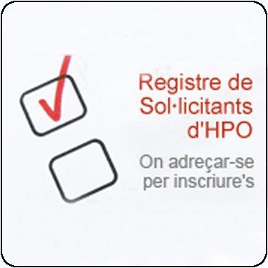Registre sol·licitants d'HPO