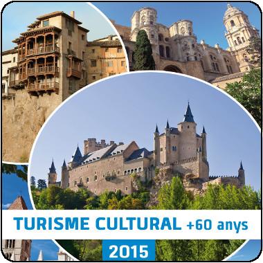 Turisme cultural +60 anys 2015