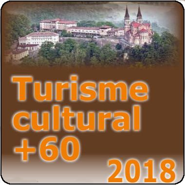 Turisme cultural +60 anys 2018