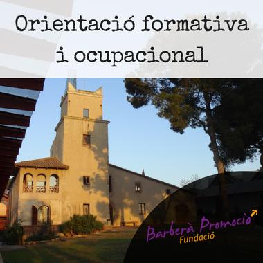 Orientació Formativa i Ocupacional, Barberà Promoció Econòmica