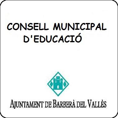 Consell Municipal d'Educació