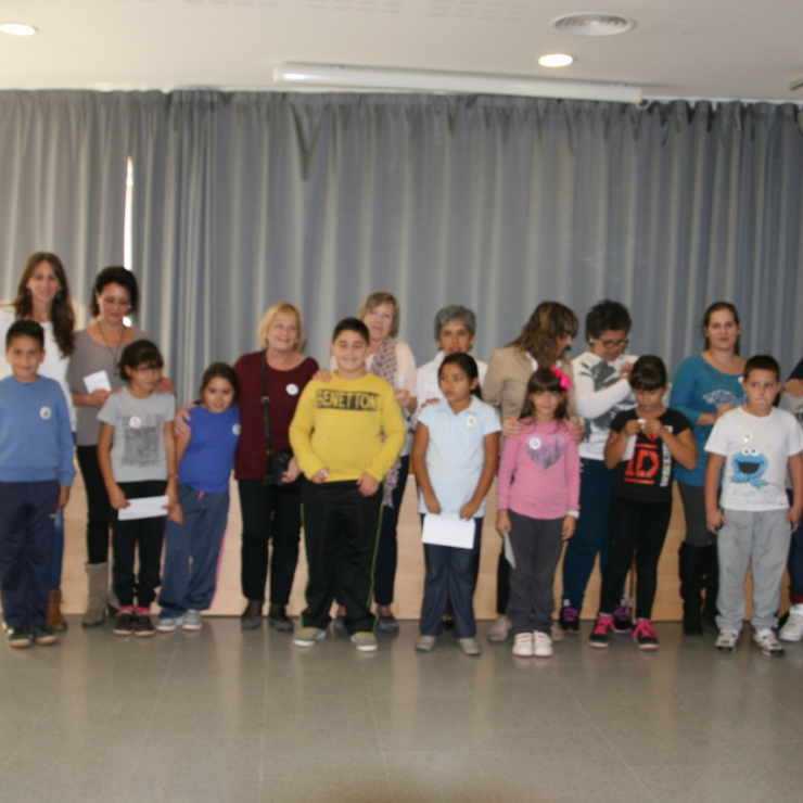 Sessió presentació de les persones que formen part del LECXIT del 15 d'octubre
