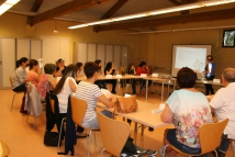 La segona edició del Curs d'iniciació al Voluntariat ja està en marxa