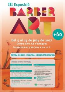 III Exposició BarberArt +60