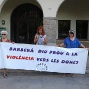 Dones.com convoca una nova concentració contra la violència masclista