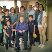 Carmen Roda Iglesias celebra els seus 100 anys