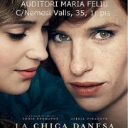 Cinefórum: La chica danesa